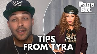 'Top Model' contestant on Tyra Banks hosting 'Dancing with the Stars' | Page Six Celebrity News
