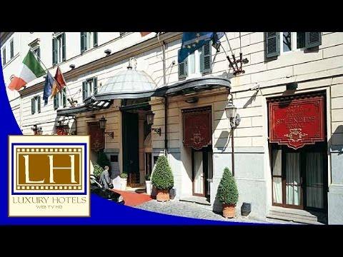 Luxury Hotels - Splendide Royal - Rome