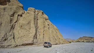 There's a lot to see in the Carrizo Badlands area of southern Anza-...