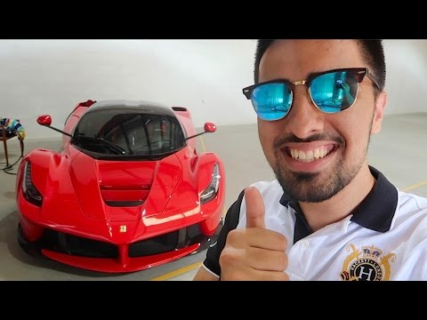 Thumbnail: My Friend Bought a LaFerrari - BILLIONAIRE SHOPPING !!!