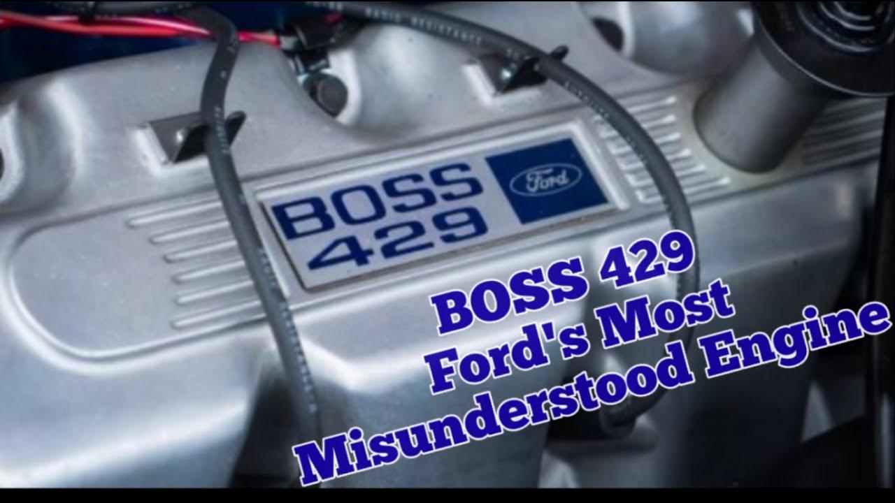 Download The Misunderstood BOSS 429