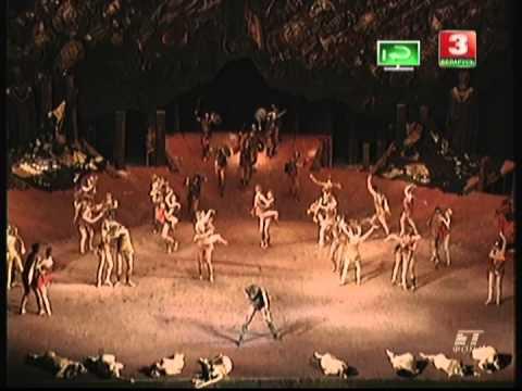 Балет СПАРТАК (SPARTACUS), 1999 г., Большой театр Беларуси.