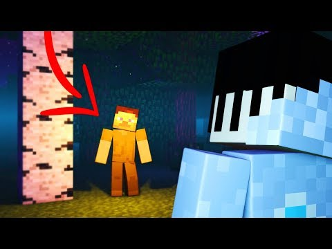We Found Orange Steve In Minecraft (Scary Seed)