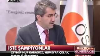 2015 Ygs Basın Açıklaması   Ali Demir