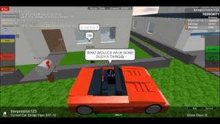 Roblox-Trolling on Driveblox 4