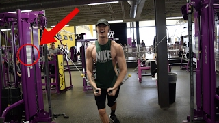 why I hate planet fitness.