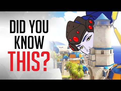 10 Overwatch TIPS You Probably Didn't Know