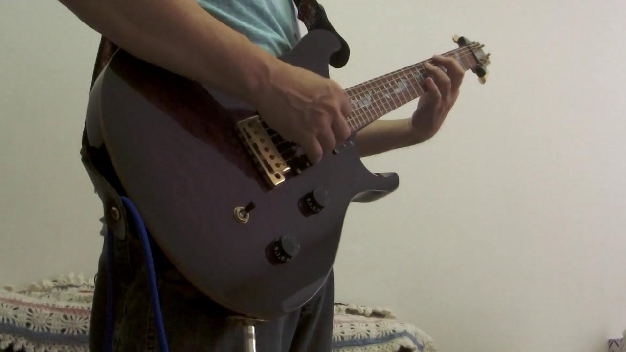prs se paul allender model purple burst electric guitar demo youtube. Black Bedroom Furniture Sets. Home Design Ideas