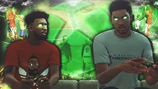 FLOWJERK AND I WENT TO XBOX AND WE GOT.....NBA2K19