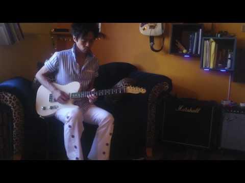TL62RI CIJ Fender Japan Telecaster Demo