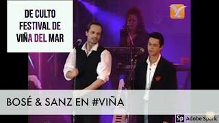 MIGUEL BOSÉ PRESENTA A SANZ  Festival de Viña 1994 / 60 Momentos de Culto #VIÑA #FESTIVALDEVIÑA