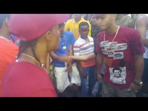 Chema rap vs yohaneszi batalla de Freestyle en santiago
