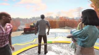 Fallout 4 Пролог PS4