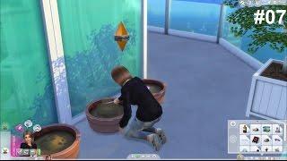 The Sims 4 Gameplay I Как стать вампиром #07