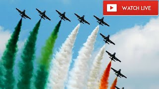 Indian Air Force Day Live Event | The 87th Anniversary of the Indian Air Force Day