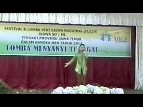 Kutho Malang Awe-Awe  by Monica Lomba tk Provinsi Jatim 2014