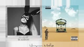 Video Be Alright / Let Me Love You - Ariana & Justin Mashup download MP3, 3GP, MP4, WEBM, AVI, FLV November 2017