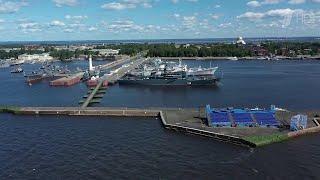 Команда Первого канала покажет зрителям в деталях Главный военно-морской парад в честь Дня ВМФ.