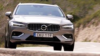 2019 Volvo V60 - Driving, Exterior & Interior