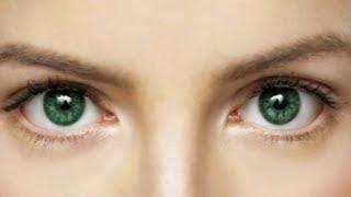 Video Aula Photoshop CS6 -  Como mudar a cor dos olhos