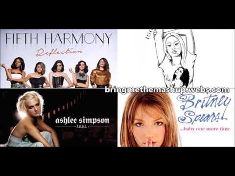 Worth It Mashup 4 Songs! ft  5H, Kid Ink, Ashlee Simpson, Iggy Azalea, Charli XCX & Britney Spears
