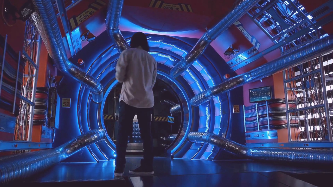 Download The Flash : 1x23 - Eobard Thawne Reveals Cisco is He Metahuman [2015]  (1080p ULTRA-HD) THE CW