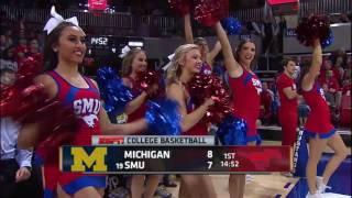 SMU vs Michigan season 15/16