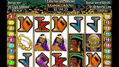 8 - Aztecs Treasure Slot Game - Online Casino Games Tester - #casino #slot #onlineslot #казино