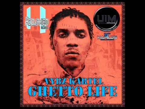 Vybz Kartel - Ghetto Life [UIM REC] April 2012