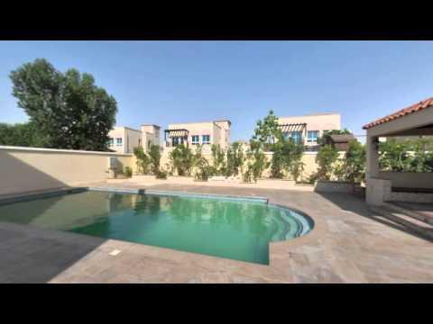 Dubai Jumeirah Village Triangle Villa Community View - 6567 sq ft 2 Bed