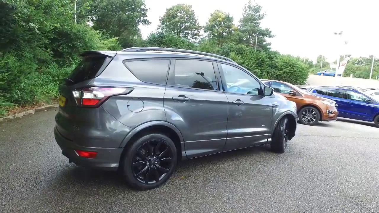 Lawrence of Kemnay 2017 Ford Kuga ST Line X - YouTube