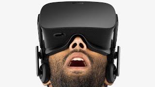 Очки Виртуальной Реальности. Playstation VR и Oculus Rift [TGS 15](Очки Виртуальной Реальности. Playstation VR и Oculus Rift [TGS 15] Опробовал очки виртуальной реальности Playstation VR и Oculus..., 2015-10-01T12:03:38.000Z)