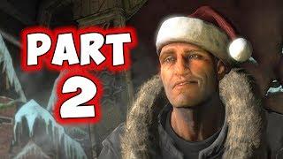 Batman Arkham Origins - Part 2 - Merry Christmas - Gameplay Walkthrough HD