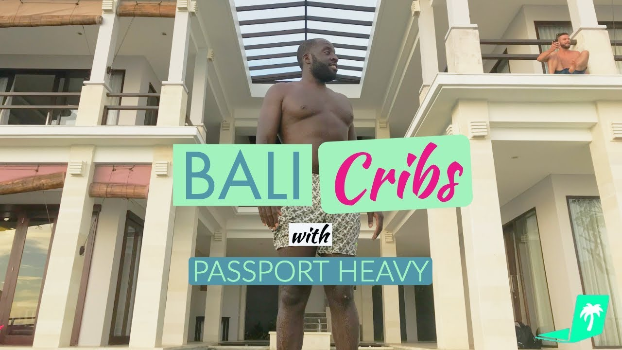 Bali Cribs –Passport Heavy Style ?(Luxury Villa Tour Uluwatu)