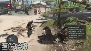 Assassins Creed IV - Unlock all taverns - Barfly Achievement /Trophy Guide