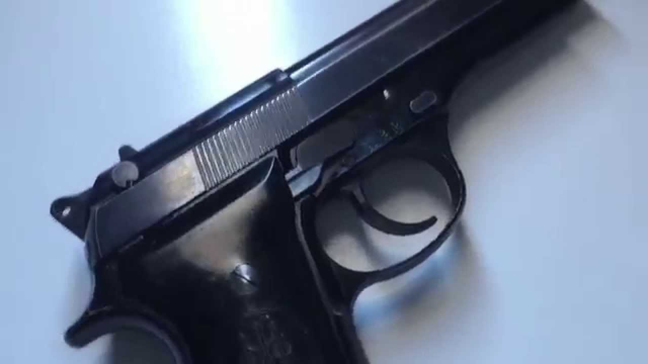 REVIEW: Beretta 92s Italian surplus pistol