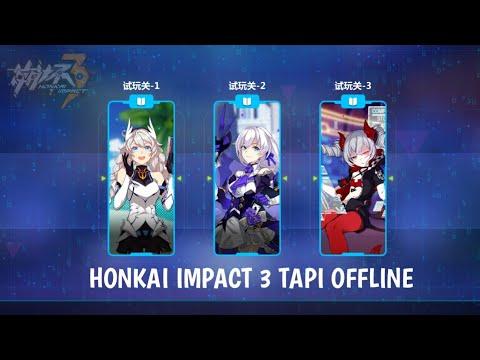 Game Android offline Honkai Impact 3 - 동영상