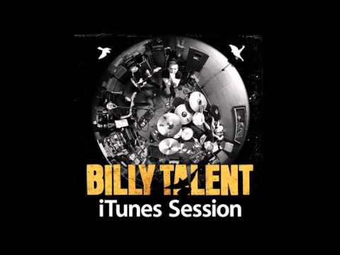 Billy Talent  - iTunes Session (2010)