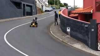 Corrida Carros De Madeira (pau) / Wooden Car Race (santa Cruz 10-06-2013)