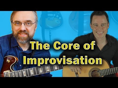 The Core of Improvisation - Guest Lesson by Claus Levin