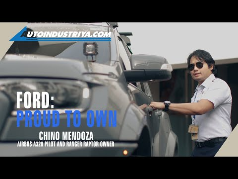 Ford: Proud to Own - Chino Mendoza and his Ranger Raptor