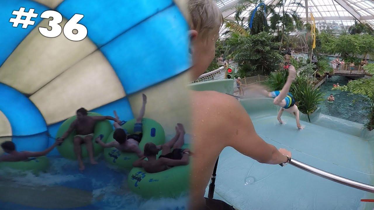 a1daa8021ef96e ONGELUK IN DE WATERGLIJBAAN - GXL VLOG #36 - YouTube