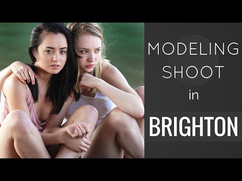 Brighton Modelling Photoshoot - with two Models