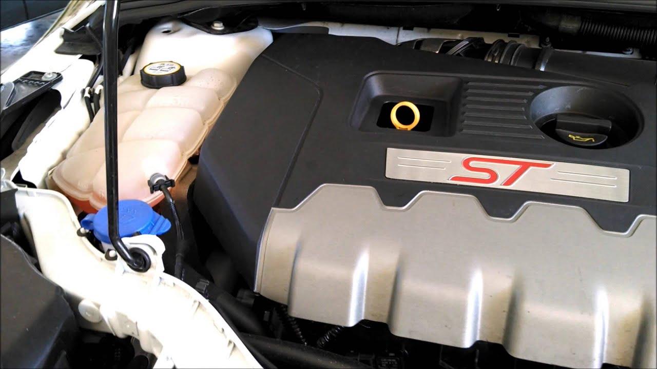 2013 ford focus st 2 0l turbo installing blow off turbosmart