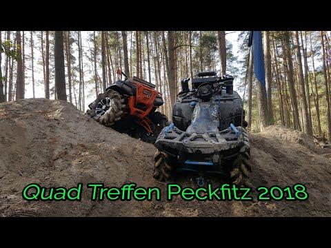 Quad Treffen Peckfitz 14.09 bis 16.09.2018 | Polaris Sportman XP 1000 Highlifter | Kymco Maxxer 450i