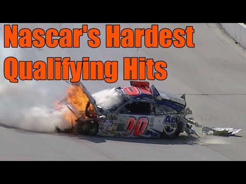 Nascar's Hardest Qualifying Hits