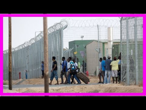 News-Israel to close the Center for migration and expulsion of Africans