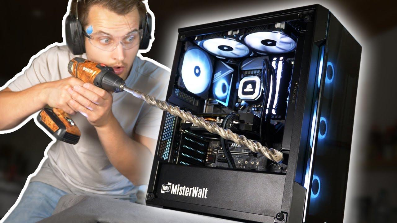 J'APPRENDS À MONTER UN PC ( GAMER ) !