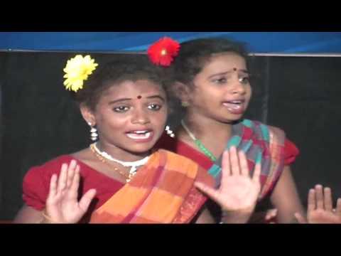 SRI LANKA  TAMIL SCHOOL-( STAGED SONG) - MULLATIUV