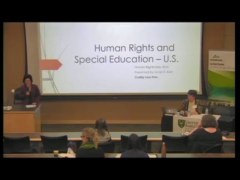 Human Rights Disability Law Panel
